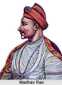 Madhav Rao, Maratha Emperor