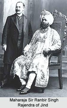 Maharaja Sir Ranbir Singh Rajendra of Jind