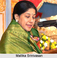 Mallika Srinivasan, Indian Business Woman