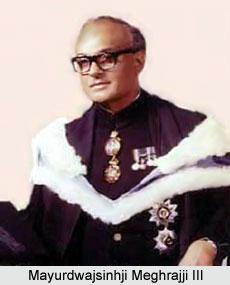 Mayurdwajsinhji Meghrajji III