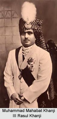 Muhammad Mahabat Khanji III Rasul Khanji, Nawab of Junagadh
