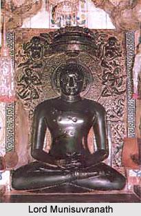 Munisuvranath Digambar Jain Kshetra, Keshavrai Patan, Rajasthan