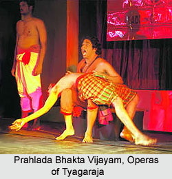 Operas of Tyagaraja , Carnatic Music