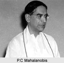 P.C Mahalanobis, Indian Scientist
