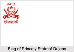 Princely State of Dujana