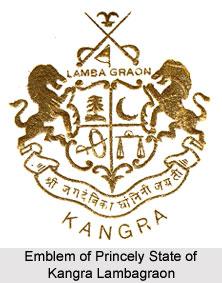 Princely State of Kangra Lambagraon