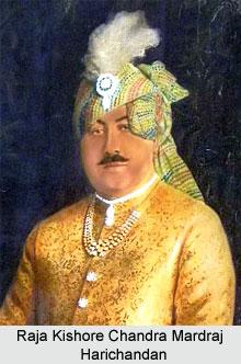 Raje Kishore Chandra Mardraj Harichandan