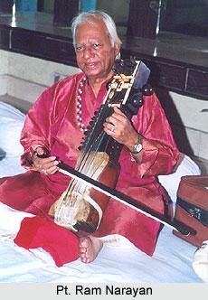 Pt. Ram Narayan, Indian Classical Instrumentalist