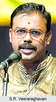 S.R. Veeraraghavan, Indian Classical Vocalists