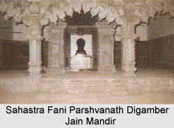 Sahastra Fani Parshvanath Digamber Jain Mandir