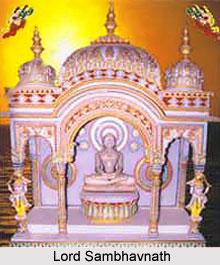 Sambhavnath and Parshvanatha Digambara Jain Mandir, Champanery, Rajasthan