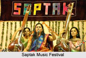 Saptak Music Festival, Gujarat