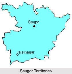 Saugor and Nerbudda Territories