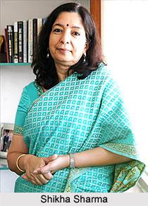 Shikha Sharma, Indian Business Woman