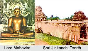 Shri Jinkanchi Teerth, Tamil Nadu