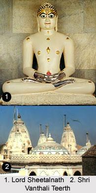Shri Vanthali Teerth, Gujarat