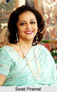 Swati Piramal, Indian Business Woman