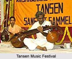 Tansen Music Festival, Madhya Pradesh
