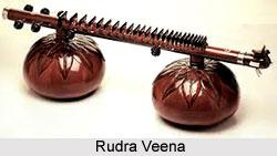 Technique of Rudra Veena