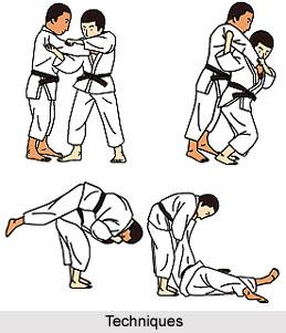 Techniques of Judo