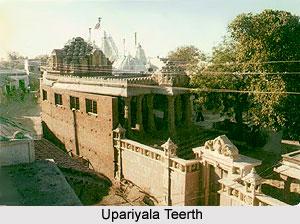 Upariyala Teerth, Gujarat