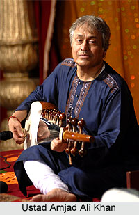 Ustad Amjad Ali Khan, Indian Classical Instrumentalist