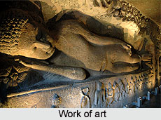 Ajanta Cave Art