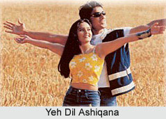 Aruna Irani produced  Film - Yeh dil Aashiqana
