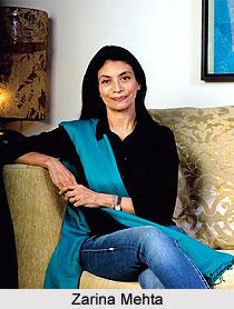 Zarina Mehta, Indian Business Woman