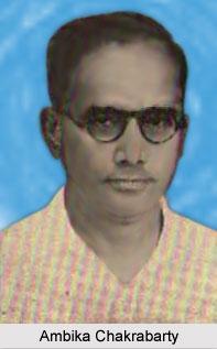 Ambika Chakrabarty, Indian Revolutionary