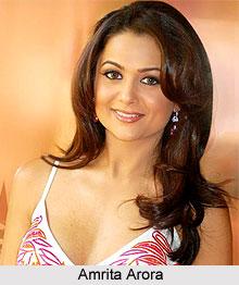 Amrita Arora, Bollywood Actress
