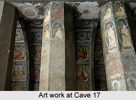 Ajanta Cave 17
