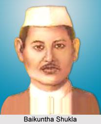 Baikuntha Shukla, Indian Revolutionary