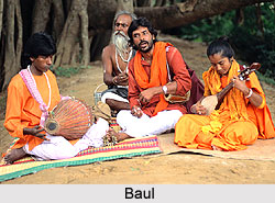 Baul of Birbhum