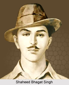 Bhagat singh indian freedom fighter altavistaventures Choice Image