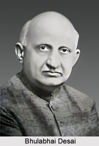 Bhulabhai Desai, Indian Freedom Fighter
