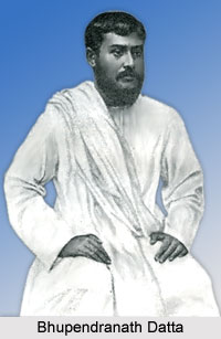 Bhupendranath Datta, Indian Revolutionary
