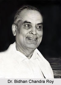 Bidhan Chandra Roy, Chief Minister of West Bengal