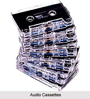 Development of Audio Cassettes, Indian Cinema