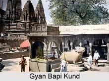 Gyan Bapi Kund, Varanasi