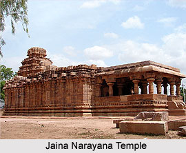 Jain Temple at Pattadakal