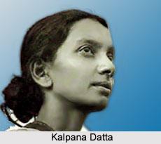 Kalpana Datta, Indian Revolutionary