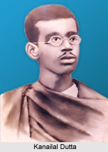 Kanailal Dutta, Indian Revolutionary