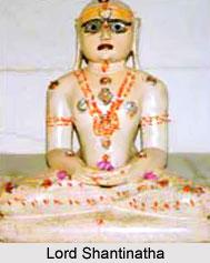 Lord Shantinatha