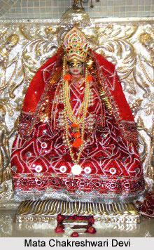 Mata Chakreshwari Devi Teerth, Punjab