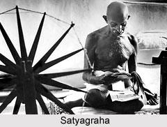 Origin of Satyagraha