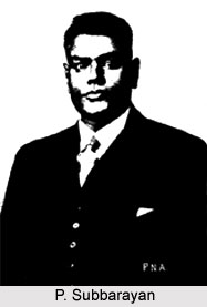 P. Subbarayan , Indian Freedom Fighter