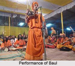 Performance of Baul