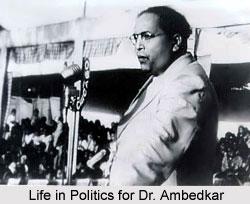 Political Career of B.R. Ambedkar