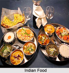 Popularity of Indian Food